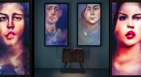 Mario Klingemann: Estimate: £30,000-40,000 Contemporary Art Day Auction, 6 March 2019