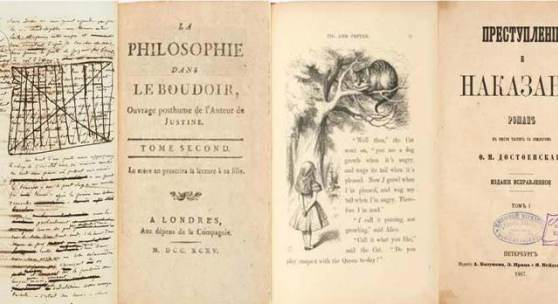 Books & Manuscripts from The Pierre Bergé Library