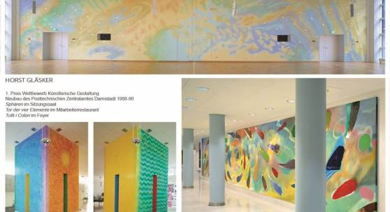 Ausstellungsansicht (c) horst-glaesker.de