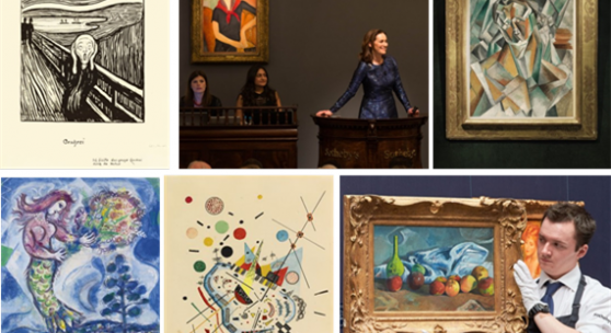 Sotheby's June Sales of Impressionist & Modern Art Conclude with £123.3m Series Total