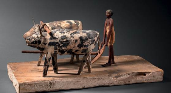 Ägyptische Meisterwerke aus Privatbesitz