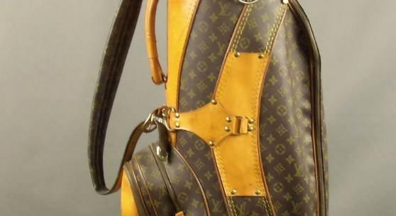 LOUIS VUITTON VINTAGE - GOLF - BAG / TASCHE, Manufaktur Louis Vuitton Malletier S. A. Limitpreis:1.400 €
