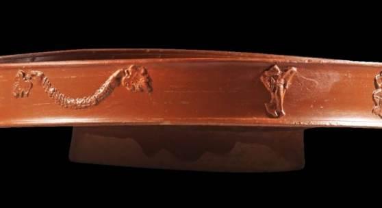 Los 59  Großer Terra Sigillata-Teller. Römisch Schätzpreis:10.000 €