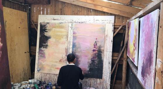 Xianwei Zhu - Rückkehr zu den Wurzeln