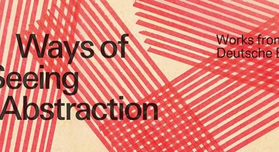 Ways of Seeing Abstraction / © Begun Studio, Courtesy Jhaveri Contemporar