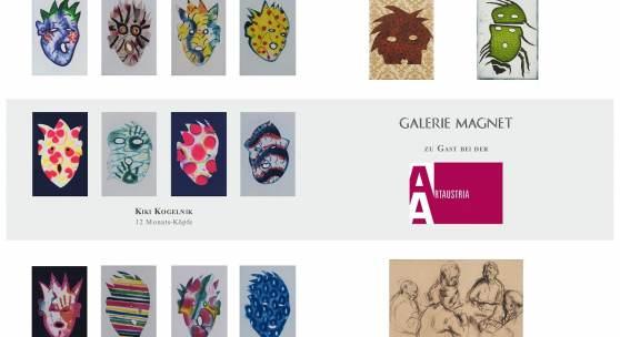 GALERIE MAGNET auf der ART AUSTRIA