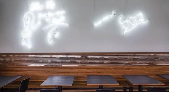 Installationsansicht, a.d.S. Visitors, 2010-2019 © Christian Jankowski . Foto: David von Becker