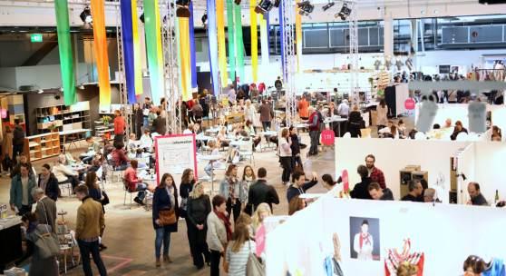 Internationale Designmesse blickfang Basel 2016