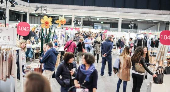 Internationale Designmesse blickfang Basel 2017