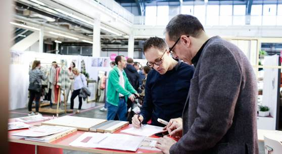Internationale Designmesse blickfang Basel 2018