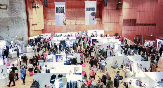 Internationale Designmesse blickfang Stuttgart