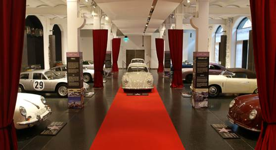 "SONDERAUSSTELLUNG 2015/2016 ""356 - VIP - VERY IMPORTANT PORSCHES"""