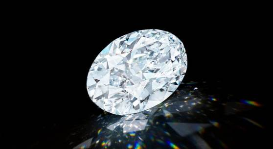 102.39-Carat Diamond