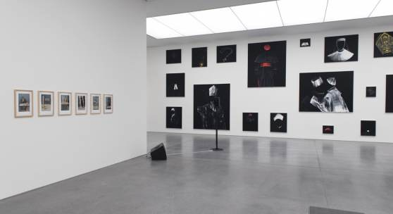 Ausstellungsansicht Bündner Kunstmuseum