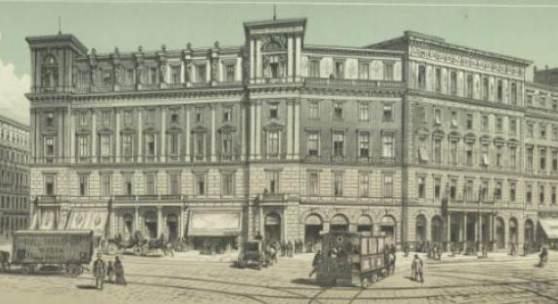 Ansicht Palais Ephrussi