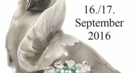 Katalog: Kunst- und Antiquitätenauktion 16./17. September, 2016