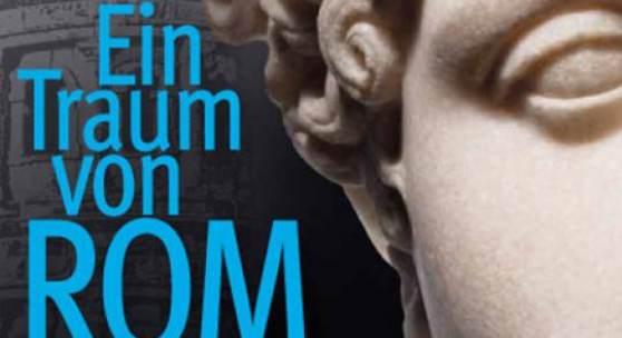 Plakat Ein Traum von Rom.