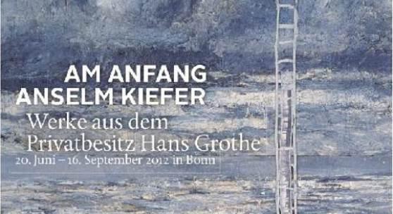 Kiefer Plakat © Bundeskunsthalle Bonn