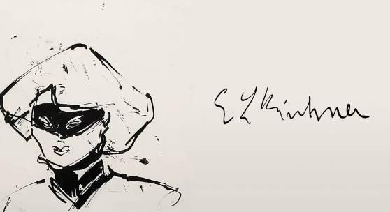 Einladung Ernst Ludwig Kirchner