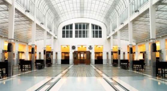 Otto Wagners Postsparkassengebäude gilt als Schlüsselwerk der europäischen Moderne und der Wiener Jahrhundertwende. (c) ottowagner.com