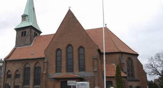 Kreuzkirche in Wandsbek © R. Rossner/Deutsche Stiftung Denkmalschutz