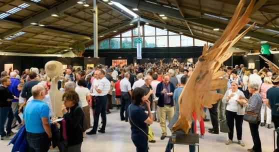 Unika, die Grödner Kunstmesse 2019