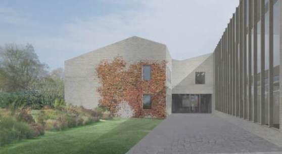 Häuser 2c-b und Garten  Staab Architekten © SPSG