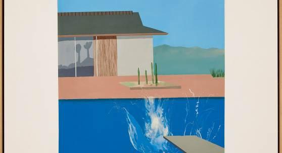 David Hockney THE SPLASH Estimate         20,000,000 — 30,000,000