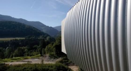 das museum schwebt 30 meter frei (c) Lisa Rastl