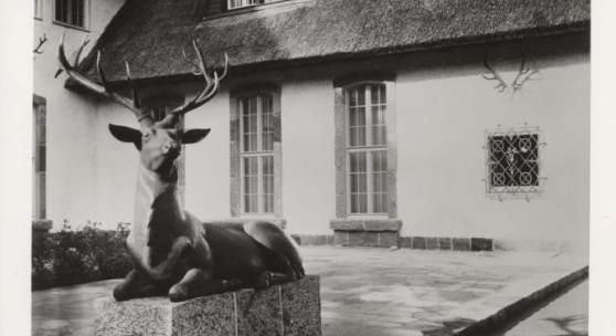 Landsitz Carinhall von Hermann Göring