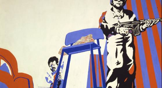 Uwe Lausen (1941-1970) Grandiose Aussichten, 1967