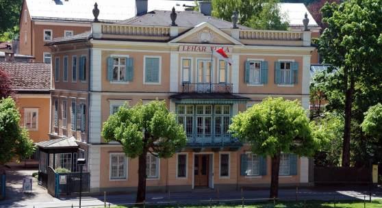 Lehárvilla (c) badischl.at
