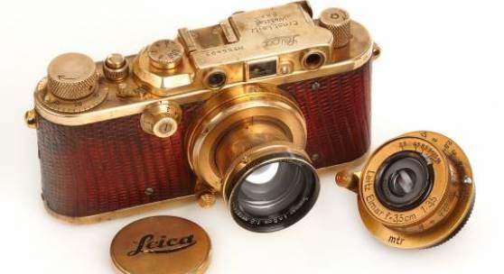 Leica Luxus Henkell