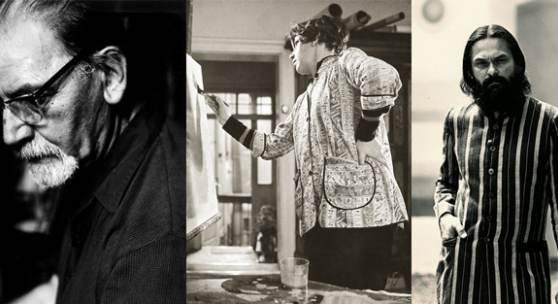 Leopold Hauer (1896-1984) Christa Hauer (1925-2013) Johann Fruhmann (1928-1985)