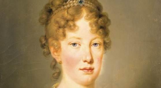 Leopoldine von Österreich (1797-1826), © Schloß Schönbrunn Kultur- und Betriebsges.m.b.H.