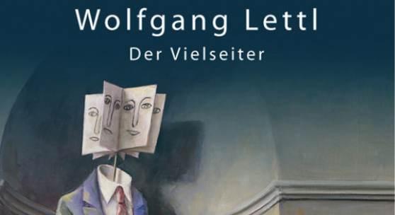 "Plakat: Wolfgang Lettl ""Der Vielseiter"""