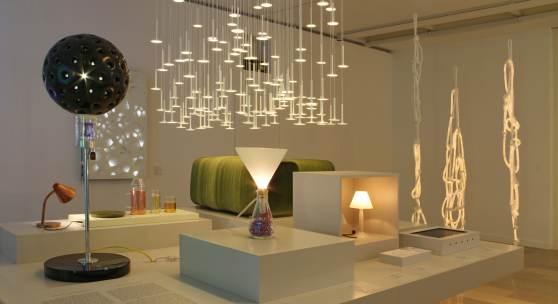 """Impressionen der Ausstellung """"Lightopia"""""""