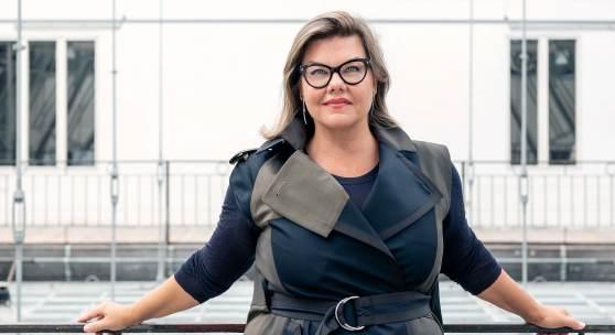 Lilli Hollein, Generaldirektorin und wissenschaftliche Geschäftsführerin, MAK, 2021 © Katharina Gossow/MAK