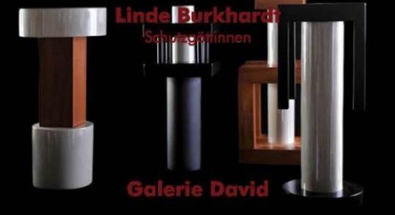 Linde Burkhardt Schutzgöttinnen @ Galerie David