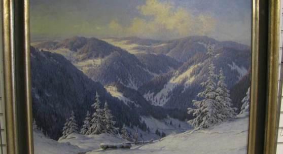 Links: LOT 4000: Hauptmann, Karl, 1880 - 1947, Freiburg i.B. - Todtnau.