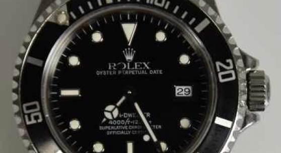 HERREN-ARMBANDUHR Rolex Oyster Perpetual Date Sea-Dweller 4000 Mindestpreis:4.000 EUR