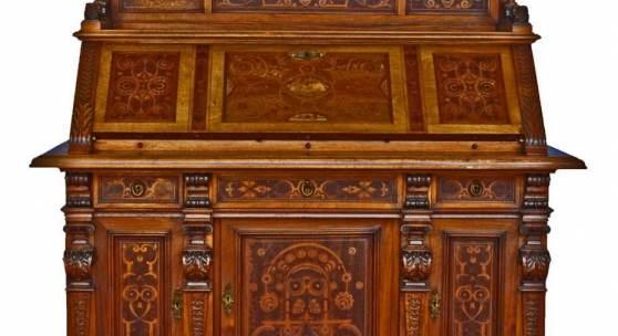 pionierfamilie der gr nderzeit kunst antiquit ten. Black Bedroom Furniture Sets. Home Design Ideas