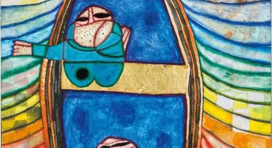 Friedensreich Hundertwasser* 831 Tender Dinghi, 1982 Schätzpreis: 250.000 - 350.000 EUR