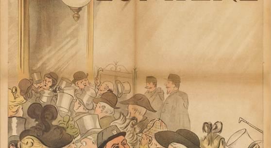 Lot 44, Cinématographe Lumière (1896) poster, French, est £40,000-60,000... -  £160,000
