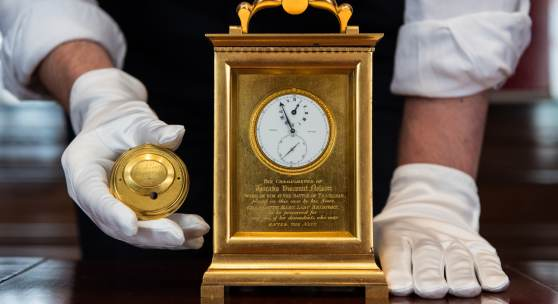Lot 72 Admiral Nelson's watch £250,000 -450,000