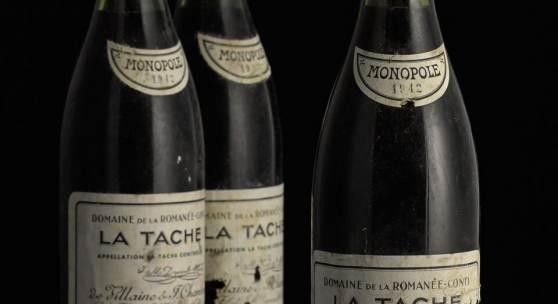 Lot 91 La Tache 1942