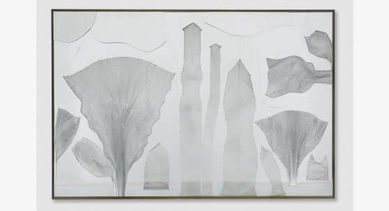 Heinz Mack (1931) Kleiner Urwald | 1966 | Objektkasten | 204 x 304 x 7cm Ergebnis: 1.016.000 Euro Int. Auktionsrekord für diesen Künstler*