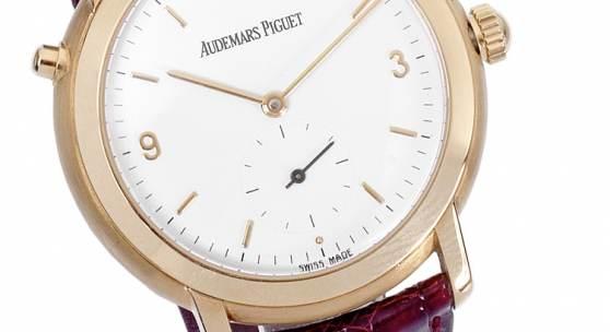 eine 18k roségoldene Audemars Piguet Grande und Petite Sonnerie (Schätzpreis 40.000/60.000 £).