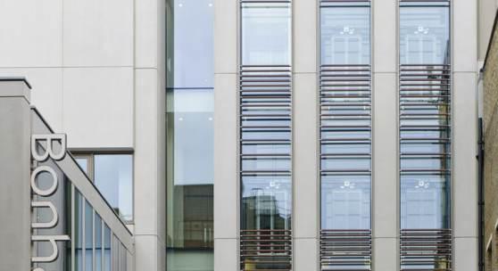 Der neue Hauptsitz von Bonhams, Architekturbüro Lifschutz Davidson Sandilands
