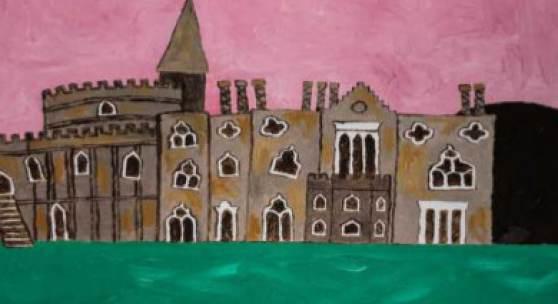 Manning Fine Art: Strawberry Hill, Julian Trevelyan (1910-1988)
